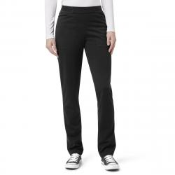 Wink Scrubs Ponte Knit Straight Leg Pant Extended Sizes