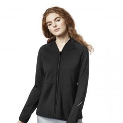 Wink Scrubs Women's Fleece Full Zip Jacket