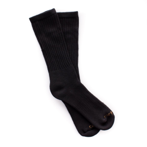 Carhartt Work Wear Cushioned Crew Sock - 3 Pack