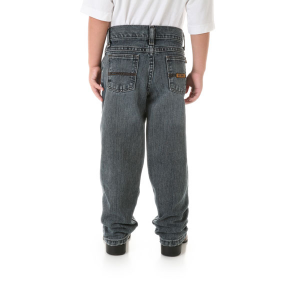 Wrangler Boys' No. 33 Extreme Relaxed Fit Jean 1-7