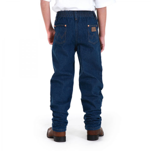 Wrangler Children's Wrangler ProRodeo Adjustable Elastic Jean 1-7