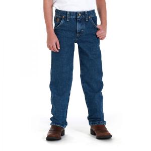 Wrangler Boys' George Strait Original Cowboy Cut 1-7