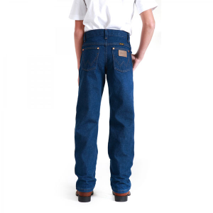 Wrangler Boys' Cowboy Cut Original Fit Jean