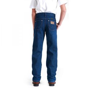 Wrangler Boys' Cowboy Cut Student Jeans
