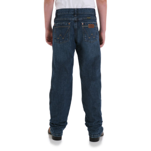 Wrangler Boys' Retro Jean 1-7 -Everday Blue