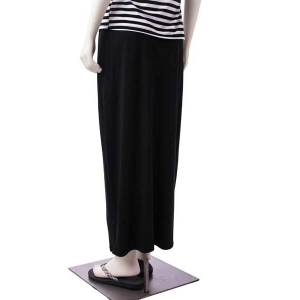 Comfy USA Woman's Simple Skirt