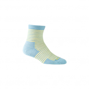 Darn Tough Vermont Women's Mini Stripe Shorty Light