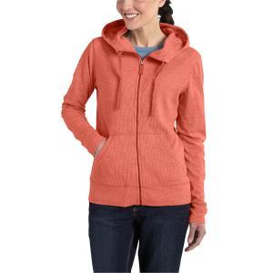Carhartt Women's Hayward Zip Front Hoodie
