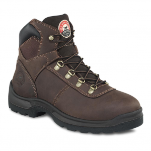 "Irish Setter Men's 6"" Water Proof Steel Toe"