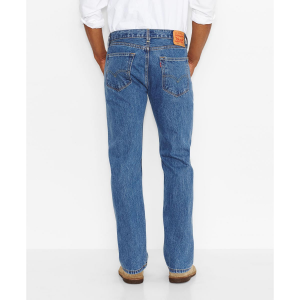 Levi Men's 505 Straight Fit Jeans - Big and Tall