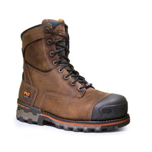 Timberland Men's 8 Inch Boondock Waterproof Composite Toe