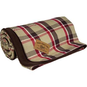 Stormy Kromer Cabin Blanket
