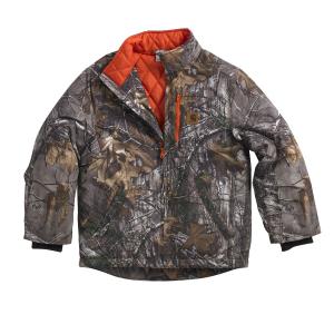 Image of Carhartt Boys' Camo Jacket