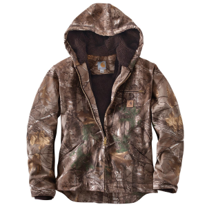 Image of Carhartt Men's Camo Sierra Jacket