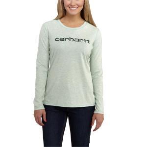 Carhartt Women's Long Sleeve Signature T-Shirt