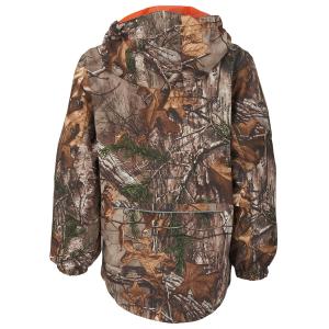 Carhartt Boys' Camo Packable Rain Jacket