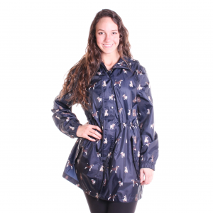 Joules Women's Golightly Print Jacket