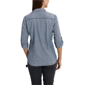Carhartt Women's Dodson Chambray Long Sleeve Shirt