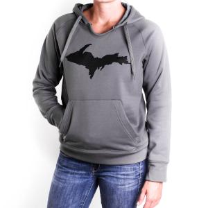 UP Logowear Women's Tech Fleece Hoodie