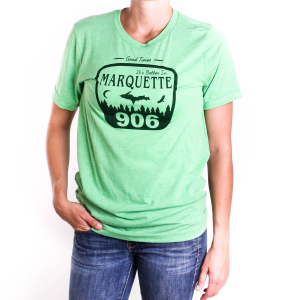 Bohemia Printing It's Better in Marquette S/S Tee