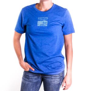 Bohemia Printing Getzs Logo T-Shirt