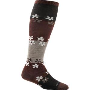 Darn Tough Vermont Women's Flowers Knee High