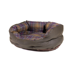 Barbour Wax/Cotton Dog Bed 24 Inch
