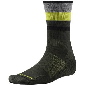 Smartwool PhD Outdoor Light Pattern Crew - Discontinued Pricing
