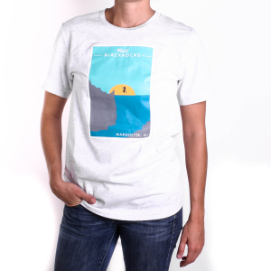 UP Logowear Black Rocks T-Shirt