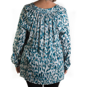 Tribal Women's Challis Blouse