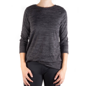 Lisette Women's Heathered Knit Shirt