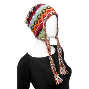 Icelandic Women's Nordic Earflap Hat