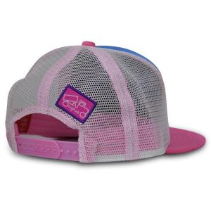 BigTruck Original Kids Flat Pink Sublimated Winter