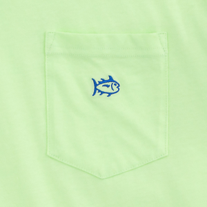 Southern Tide Men's Embroidered Skipjack Tee