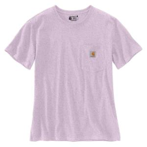 Carhartt Women's WK87 Workwear Pocket Short Sleeve T-Shirt