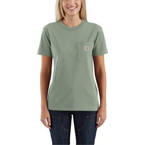 Carhartt Women's WK87 Workwear Pocket Short Sleeve T-Shirt - Past Season