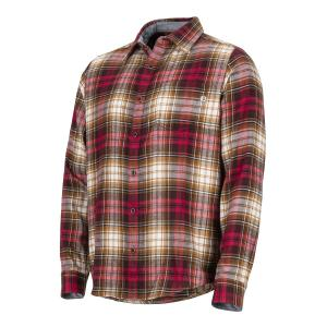Marmot Men's Fairfax Midweight Flannel Long Sleeve