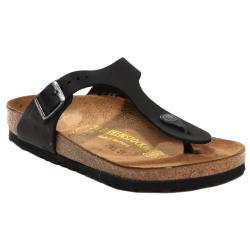 Women's Birkenstock Gizeh Oiled Leather Sandals 2019