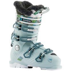 Women's Rossignol Alltrack Pro 110 W Ski Boots 2021 - 25.5 in Blue