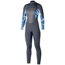 Women's XCEL 3/2 Infiniti TDC Wetsuit - 10T in Blue