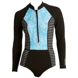 Women's Amuse Society Grazie Cheeky Long Sleeve Springsuit 2018