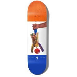 Girl Pacheco One Off 8.25 Skateboard Deck 2019