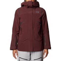 Women's Mountain Hardwear Boundary Line Jacket in Green Size Large