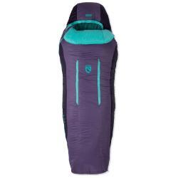 Women's Nemo Forte 20 Sleeping Bag 2021 - Long in Purple | Nylon