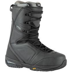 Nitro Team Standard Snowboard Boots 2021 - 9.5 in Black