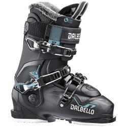 Women's Dalbello Chakra AX 90 Ski Boots 2021 - 24.5 in Black