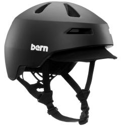 Kid's Bern Nino 2.0 Bike Helmet 2021 - Small in Black