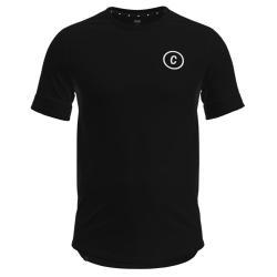 Ciele Running Man Running Shirt 2021 - Medium Green   Cotton/Polyester