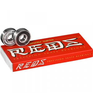 Bones Super Reds Bearings