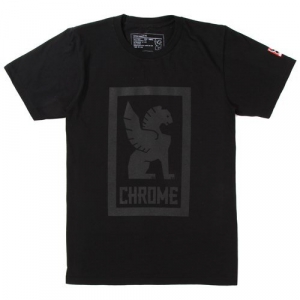 Chrome Large Lock T Shirt